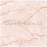 Samolepící tapety d-c-fix - mramor růžový 45 cm x 15 m DOPRODEJ