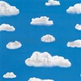 Samolepící folie d-c-fix transparentní Clouds 45 cm x 15 m