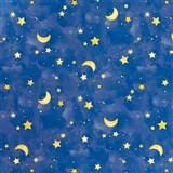 Samolepící tapety d-c-fix - noční obloha Goodnight 45 cm x 15 m