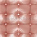 Samolepící tapety d-c-fix - kůže hnědá 45 cm x 15 m