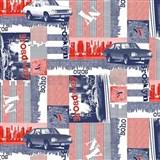 Samolepící tapety - Broadway 45 cm x 15 m