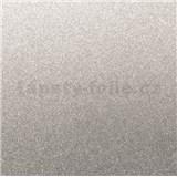 Samolepící fólie třpytky stříbrné - 67,5 cm x 2 m (cena za kus)