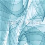 Samolepící fólie Murano modré - 45 cm x 1,5 m (cena za kus)
