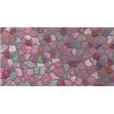 Samolepící folie mozaika barevná -  45 cm x 2 m