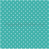Samolepící tapeta puntíky modré  - 45 cm x 2 m (cena za kus)