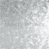 Samolepící folie  transparentní třísky 90 cm x 15 m