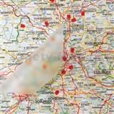 Samolep�c� folie d-c-fix - pr�hledn� �ir� leskl� 67,5 cm x 15 m