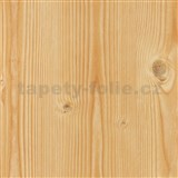 Samolepící tapety  - borovice sukovitá světlá 67,5 cm x 15 m
