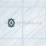 Samolepící tapety  - kachle světle modrá 67,5 cm x 15 m