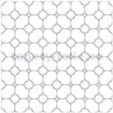 Vinylové samolepící podlahové čtverce Classic šedý ornament rozměr 30,5 cm x 30,5 cm