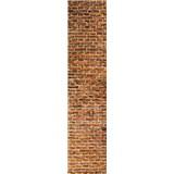 Samolepící dekorační pásy staré cihly rozměr 60 cm x 260 cm