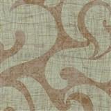 Tapety na zeď La Veneziana 2 benátský vzor na zlatém podkladu s metalickým efektem