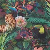 Vliesové tapety IMPOL Instawalls 2 Jungle