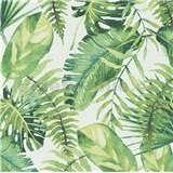 Vliesové tapety na zeď IMPOL Eyecatcher listy rostlin zelené