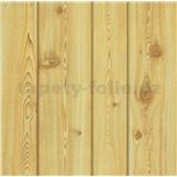 Papírové tapety na zeď Imitations dřevěné desky světle hnědé