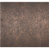 Vliesová tapeta Estelle metalická bronzová
