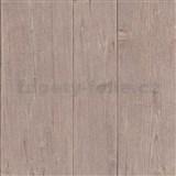 Vliesové tapety na zeď IMPOL Finesse dřevo tmavě hnědé