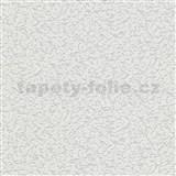 Vliesové tapety na zeď IMPOL Finesse hrubá omítkovina šedá s glitrem