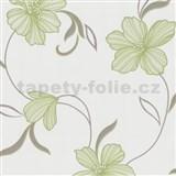 Tapety na ze� Flair - lilie zelen� - SLEVA