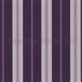 Tapety na zeď Flair - pruhy - fialové