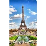 Vliesové fototapety Paříž rozměr 150 cm x 250 cm