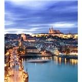 Vliesové fototapety Praha rozměr 225 cm x 250 cm