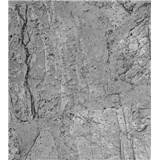 Vliesové fototapety betonový obklad rozměr 225 cm x 250 cm