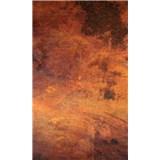 Vliesové fototapety měď škrábaná rozměr 150 cm x 250 cm