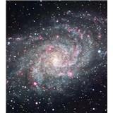 Vliesové fototapety galaxie rozměr 225 cm x 250 cm