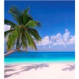 Vliesové fototapety pláž rozměr 225 cm x 250 cm