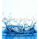 Vliesové fototapety voda rozměr 225 cm x 250 cm