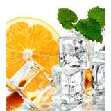 Vliesové fototapety citron a led rozměr 225 cm x 250 cm