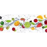 Vliesové fototapety ovoce rozměr 375 cm x 150 cm