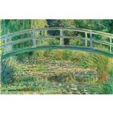 Vliesové fototapety Water lily pond - Calude Oskar Monet rozměr 375 cm x 250 cm
