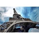 Vliesové fototapety Eiffelova věž - SLEVA