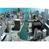 Vliesové fototapety Manhattan rozměr 366 cm x 254 cm