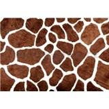 Vliesové fototapety žirafí kůže - SLEVA