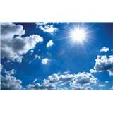 Fototapety modré nebe rozměr 368 cm x 254 cm