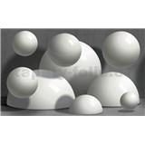 Fototapety 3D koule rozměr 368 cm x 254 cm