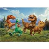 Fototapety Disney Dobrý dinosaurus rozměr 368 cm x 254 cm