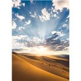 Vliesové fototapety Hefele magická poušť, rozměr 200 cm x 280 cm
