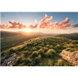Vliesové fototapety Hefele dobrodružná krajina, rozměr 400 cm x 280 cm