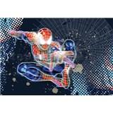 Fototapety Disney Spider-Man Neon