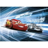 Fototapeta Disney Cars3 Simulation