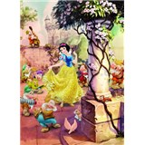 Fototapeta Disney Sněhurka rozměr 184 cm x 254 cm