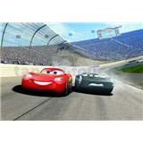 Fototapeta Disney Cars3 Blesk a Hrom rozměr 368 cm x 254 cm