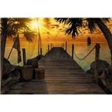 Fototapety Ostrov pokladů rozměr 368 cm x 254 cm
