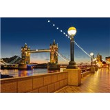 Fototapety Tower Bridge rozměr 368 cm x 254 cm