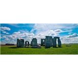Vliesové fototapety Stonehenge rozměr 250 cm x 104 cm