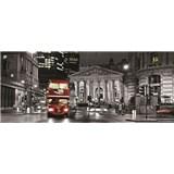 Vliesové fototapety Double Decker v Londýně
